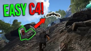 LONGNECK TO C4! - ARK Extinction Official PvP | Ep.2