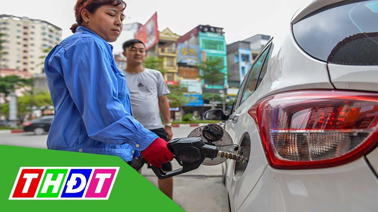 Giá xăng, dầu giảm đồng loạt đầu năm 2020 | THDT