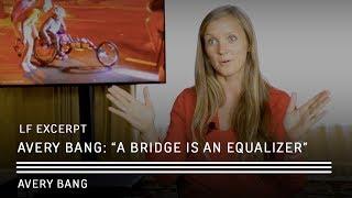 Avery bang, of nonprofit bridges to prosperity, on building footbridges freedom for isolated communities.