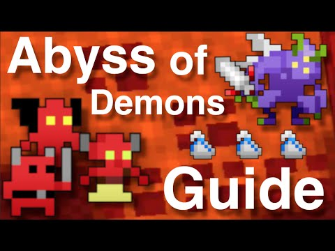 RotMG - Abyss of Demons Guide