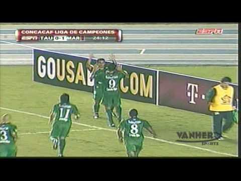 Tauro vs Marathon 0-3 [29/07/10] Concacaf Liga de Campeones