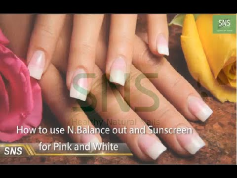 Sns Nails Signature Nail Systems How To Use N Balance Out Dipping Powders Dip It Instruction 3 You