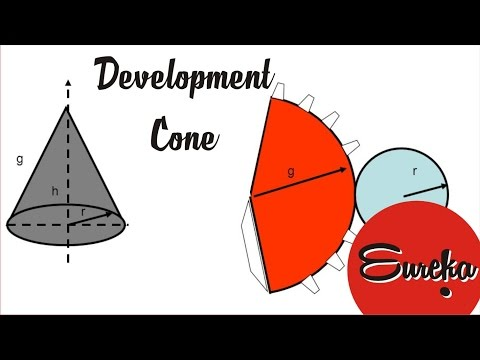 drawing-tutorial-│development-of-a-cone