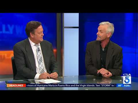 Rob Paulsen Brings Back our Favorite Childhood Cartoons to KTLA