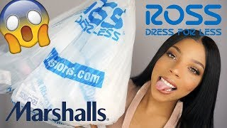YOU'LL NEVER BELIEVE WHAT I FOUND AT ROSS & MARSHALLS!! Haul