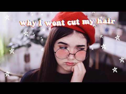 Why I will Never cut my hair.   🌈Tea and a Chat ☕️