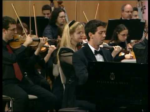 Zubin Mehta conducts Beethoven - Piano concerto No. 5 , The Emperor ,1st movement part III