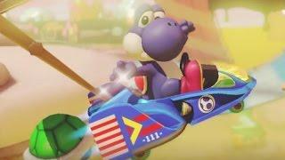 Mario Kart 8 - 200cc Mushroom Cup Grand Prix - 3 Star Ranking