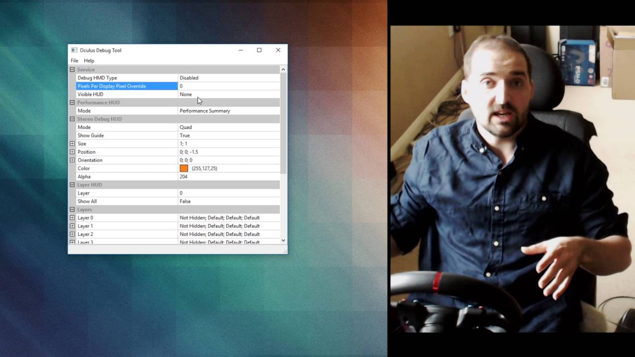 How to increase Oculus Rift Render Resolution - Anti-aliasing