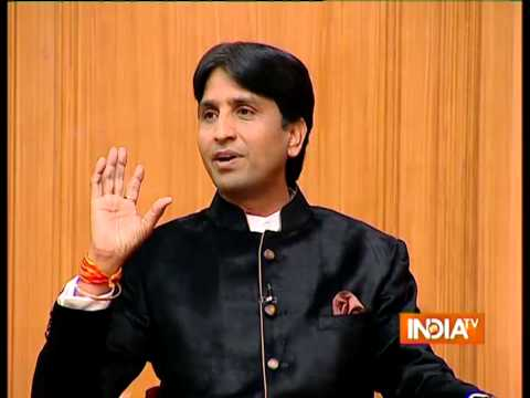 Aap Ki Adalat: Kumar Vishwas and His...