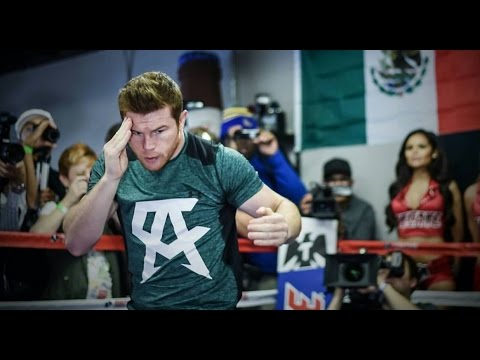 Training Motivation | Canelo Alvarez | 2016 (HD)