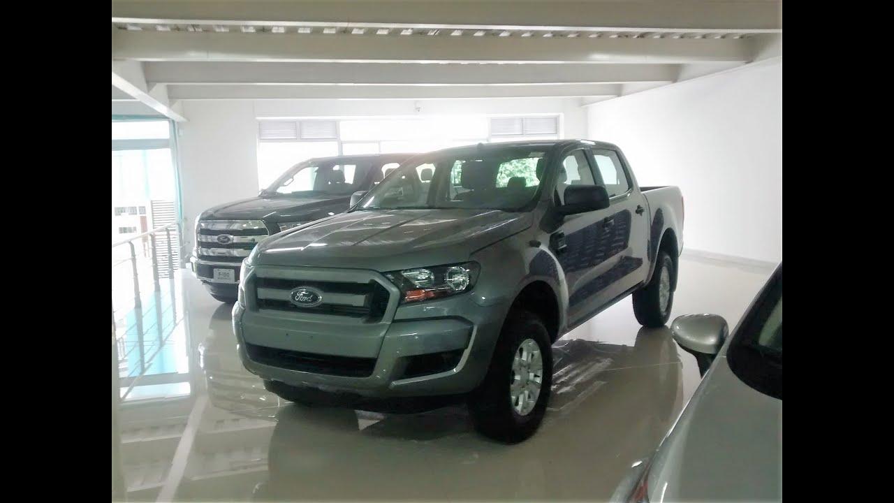 Ford Ranger XLS 3.2 Diesel 2017 4x4 MT, Galeria Gris ...