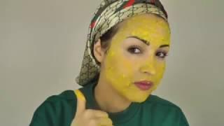 تخلصي فورا ونهائيا من البقع الداكنة في وجهك (وصفة فعالة وبمكونات بسيطة)