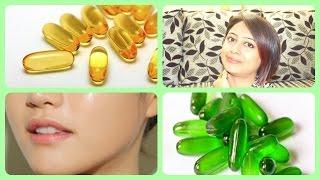 Benefits of Vitamin E Capsules for Skin || Top uses of Vitamin E Capsules