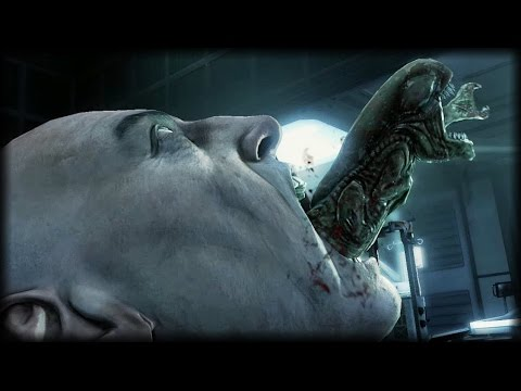 XENOMORPH BREAKOUT | Aliens VS Predator (Alien Campaign Part 1)
