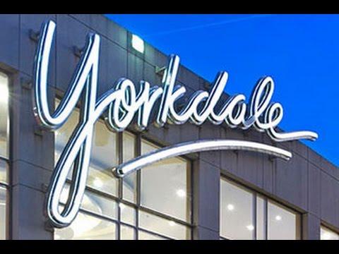 Toronto in Ten 4: Yorkdale Mall