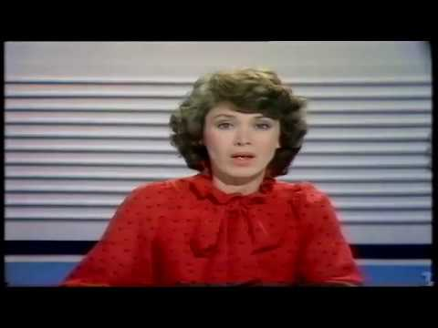 BBC1: Evening and Late News / continuity - Sunday 10th January 1982