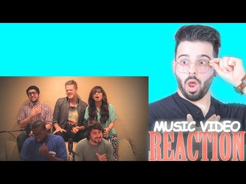 Payphone - Pentatonix (Maroon 5 Cover) | Music Video Reaction