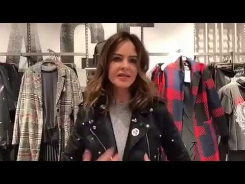 Christmas Party Shop Up in ZARA and BERSHKA | TRINNY