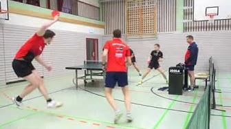 MSV Bautzen 04 - TTV Radebeul (Tischtennis Landesliga 2019/2020)