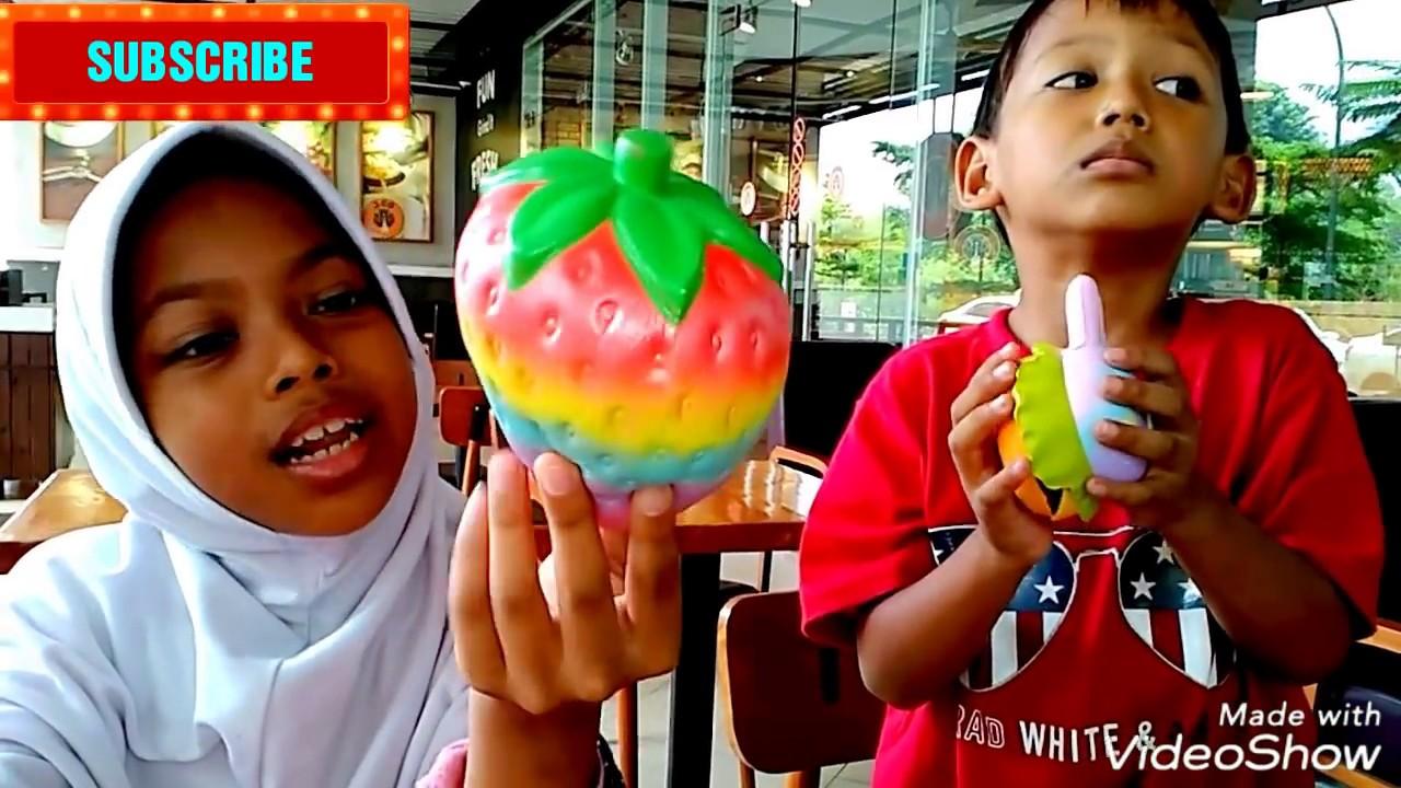 Squishy Di Pasar Asemka : Haul Squishy pasar Gembrong - YouTube