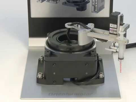 Rotary and Linear Actuator Demo