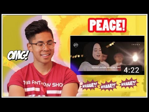 American REACTS to DEEN ASSALAM - Cover by SABYAN w/SUBTITLES