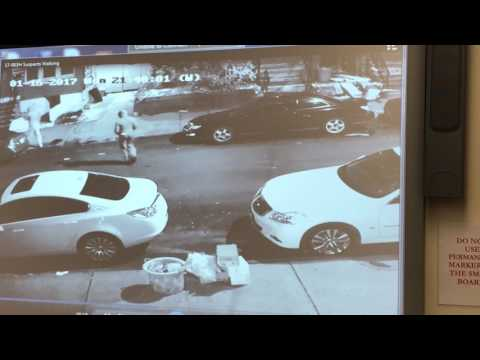 Suspects wanted in Jersey City triple murder