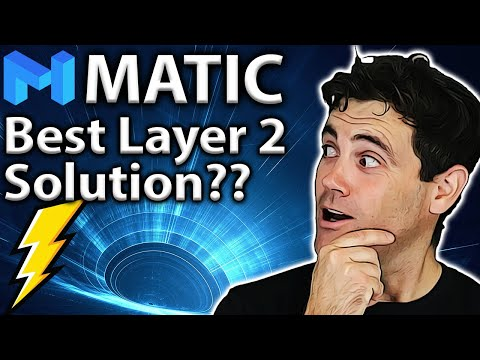 MATIC: L2 Network With MASSIVE POTENTIAL!! 🚀