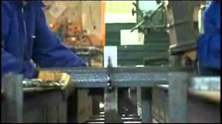Fábrica de Estructuras. Soldadura