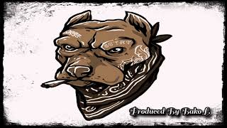West Coast Gangsta Rap Instrumental - Beware (Prod. By Bako L.)