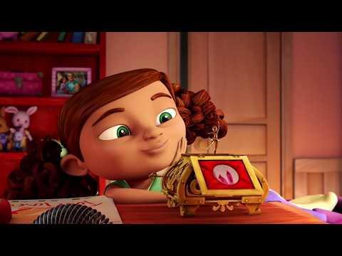 Tamara, Disney like animation short