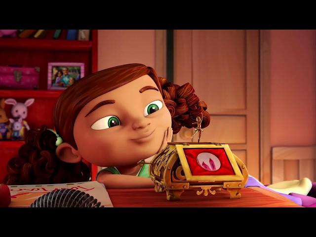 Short animated film Tamara