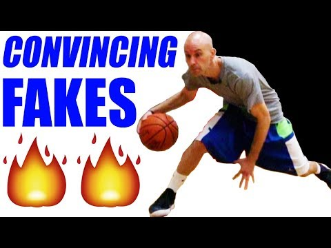 Do THIS To Make Your Fakes Work EVERY TIME In Basketball Games!