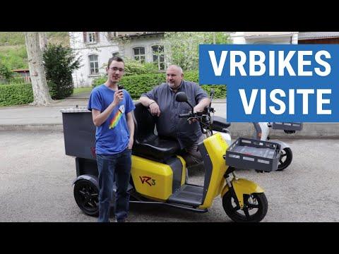 Visite De VRbikes