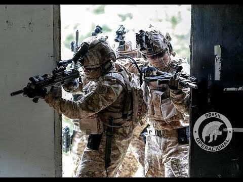 South Korean Special Forces   Fighting For Freedom