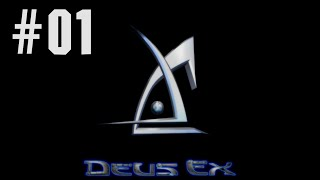 Lets Play DEUS EX  Realistic Difficulty Playlist  httpbitly1PlFuo9 Subscribe Today  httpbitly1QBX8G0 Genre Action Developer Ion Storm Publisher