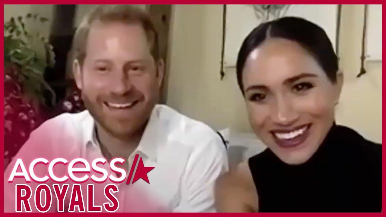 Meghan Markle & Prince Harry On Seeing Archie's Milestones