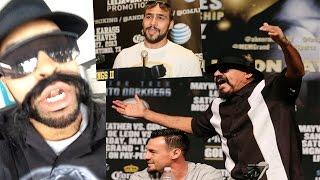 RUBEN GUERRERO GOES OFF ON KEITH THURMAN; GUERERO VS. THURMAN ON NBC | EGO IMPRESSIONS