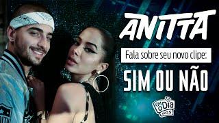 Anitta fala sobre
