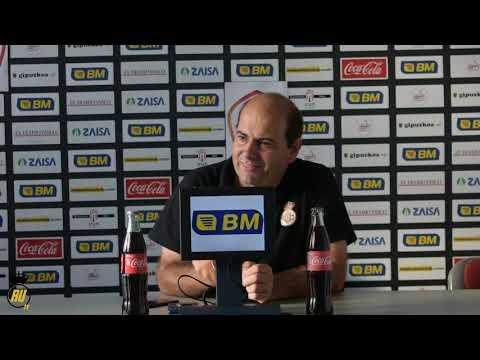 Jornada 6: Rueda de prensa post de Alberto Iturralde