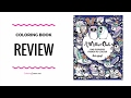 A Million Owls Coloring Book illustrated by Lulu Mayo