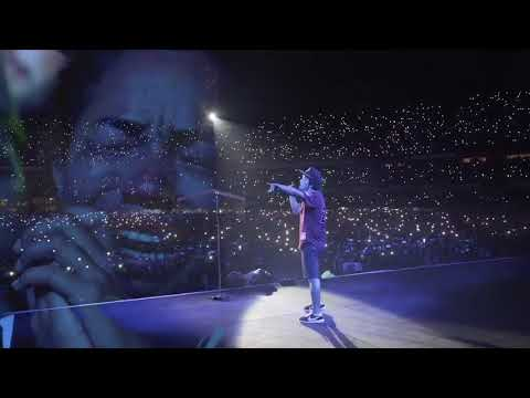 Bruno Mars | Talking To The Moon | En Brasil