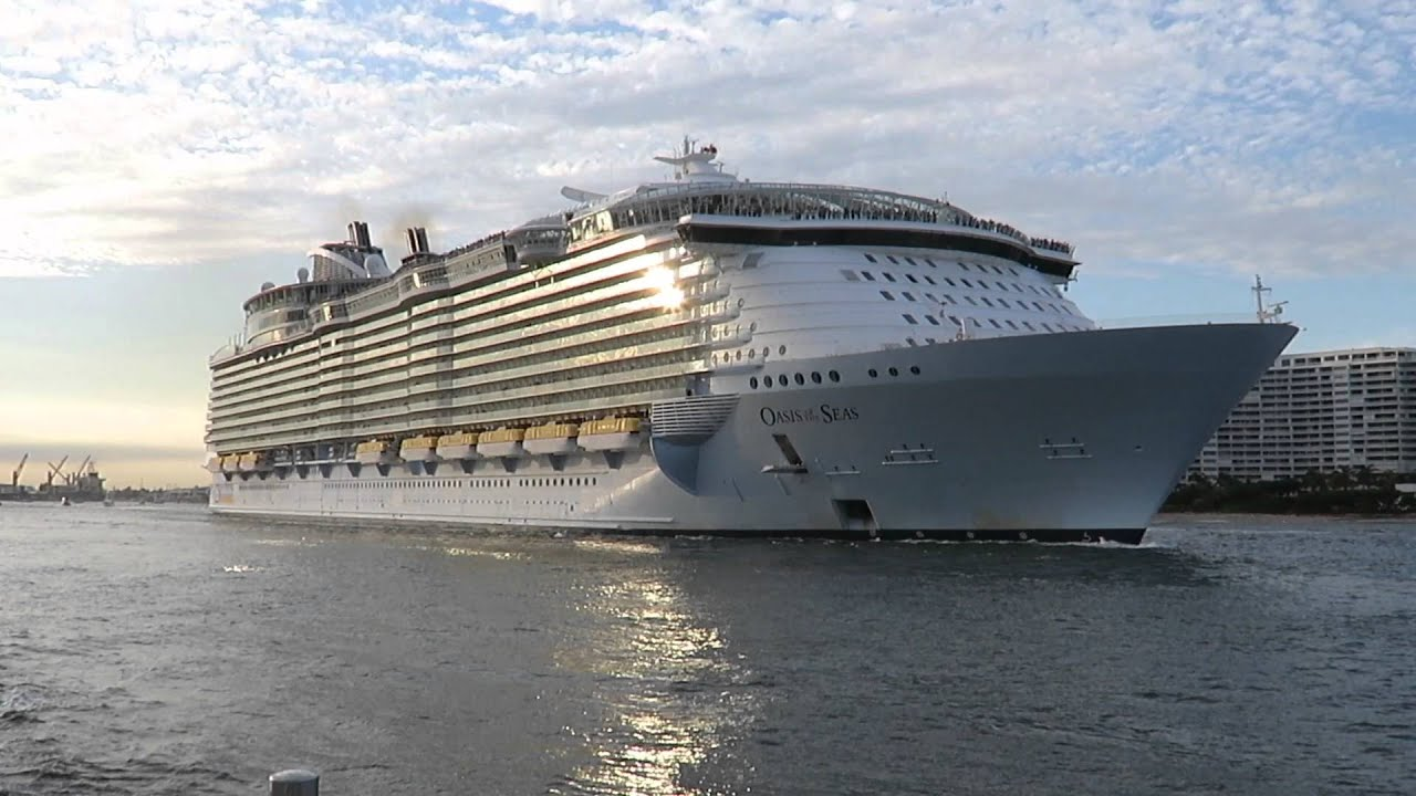 Afbeeldingsresultaat voor Harmony of the seas in port everglades