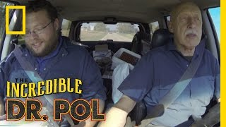 Driving With Dr. Pol: On the Road Again | The Incredible Dr. Pol