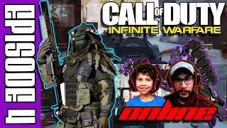 💯 INFINITE WARFARE -  ONLINE MULTIPLAYER GAME PLAY - CALL OF DUTY - DAD AND SON EDITION