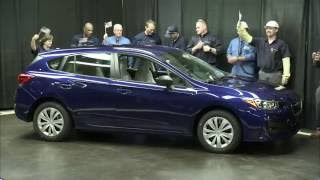 2017 Subaru Impreza Made In The USA