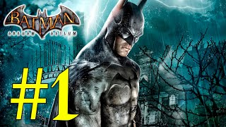 Batman - Arkham Asylum [PC] walkthrough part 1