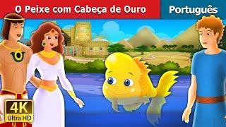 O Peixe com Cabeça de Ouro | Contos de Fadas | Portuguese Fairy Tales