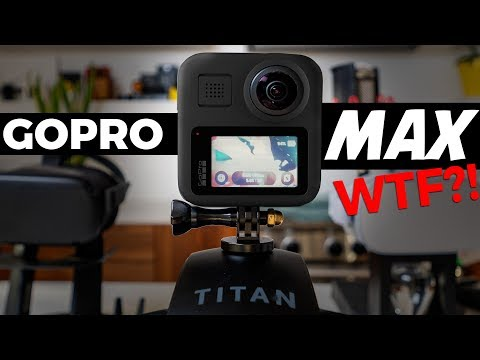 WTF❓ GoPro MAX Is NO Better Than Fusion For 360, Plus 10 Reasons Why You Still Want It!